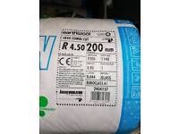 Insulation 140 mm /200mm