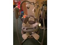 Graco baby swing/chair