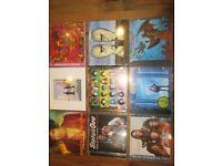 27 METAL CD'S PINK FLOYD, STONES, HENDRIX, PURPLE, ACDC, CREAM