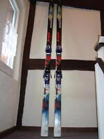 Rossignol Ski Roc Limit mit Salomon Bindung 188 cm Nordrhein-Westfalen - Bad Münstereifel Vorschau