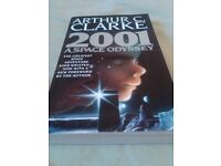 2001: A Space Odyssey Paperback by Arthur C. Clarke (Author)