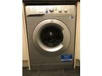 Indesit washing machine - Silver