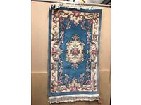Superwashed Chinese Rug Aubusson Design - New 5' x 3'