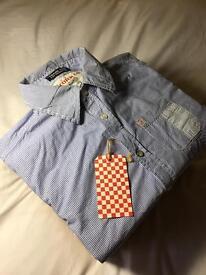 Men's scotch and soda shirt