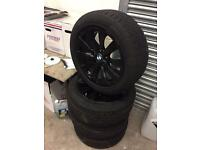 BMW Winter alloys and tyres