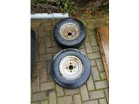 Ifor Williams flotation wheels