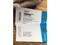 TRNSMT 1st July Arctic Monkeys Ticket