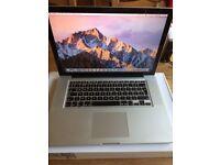 """Apple MacBook Pro 15"""" 2011, Intel i7, 16GB RAM, 500GB HDD"""