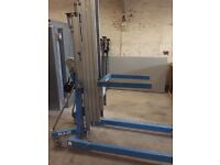 Genie lift SLA25 Material lift for sale