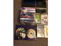 PS3 60gb with 12 games and PSP games
