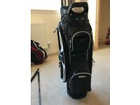 Wilson Cart Golf Bag - hardly used