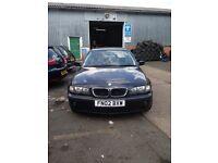 Non-Starter Spares or Repair BMW320d £350 ono