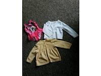 Girl clothes 6-9 months