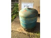 Camping gaz gas cylinder canister 2.27kg empty