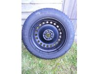New Genuine Good Year Ford Mondeo 2000-2007 Spare Wheel Space Saver T125/85R16 16 Inch