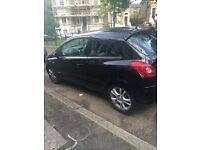 Vauxhall Corsa. Excellent condition. new shape 56 plate 1.2 L low mileage