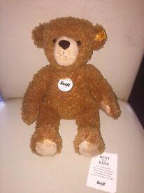 Steiff Original 'Happy' Teddy Bear - Brand new with tags