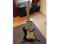 Fender eric clapton blackie signature guitar