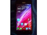 Asus ZenFone 5 LTE (used & unlocked, no scratches & in very good condition)