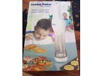 russel hobbs cookie maker