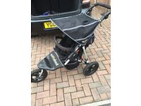 Out N About 360 Nipper single pushchair
