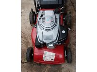 Petrol Self Propelling Petrol Lawn Mower, Excellent Condition, Nearly New.