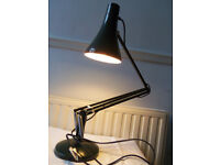 Vintage Anglepoise Lighting Ltd 90 desk lamp Heritage Green