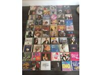 60 various music cds