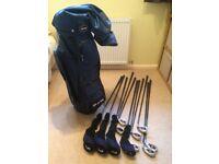 Set RAM Ladies Golf clubs and bag
