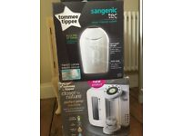 Tommee Tippee Perfect Bottle Prep Machine & Nappy Disposal System