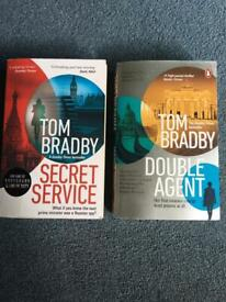 Tom Bradby - Two from a series of three