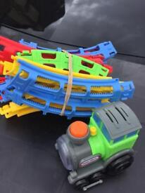 Little Tikes Tumble Train Toys