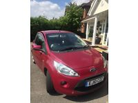Ford KA titanium model