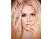 Britney Spears Tickets for Hydro Glasgow 22Aug