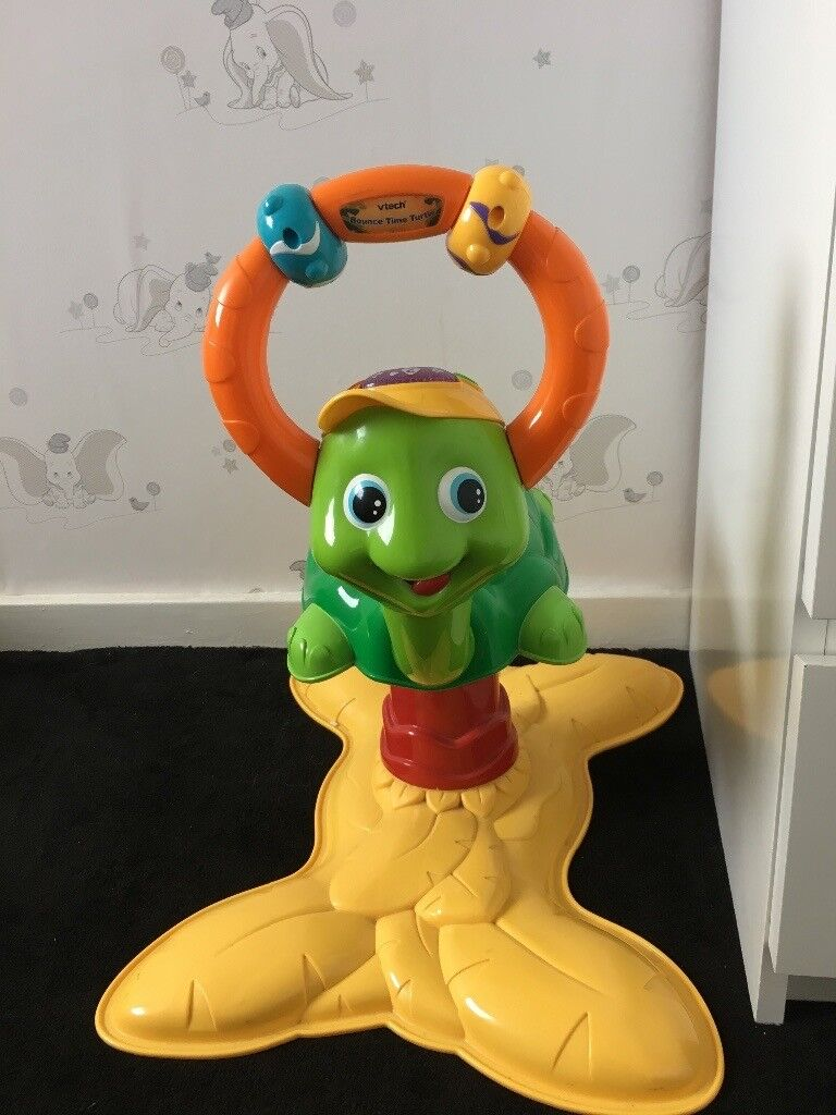 Vtech bouncing frog works needs new batteries