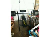 Weight Bench like new