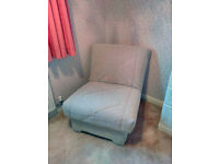 Single sofa chair bed - Gainsborough Aztec