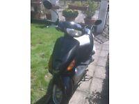 Moped 50cc DirectBikesDB50QT-11 Type Znen ZN50QT-11 Not Gilera/Piaggio