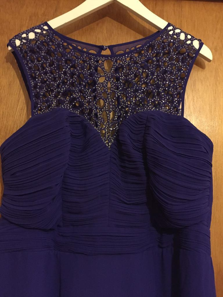 Occasional Dressin Saltash, CornwallGumtree - Beautiful Cadburys Purple detailed dress from the VIP Lipsy collection The detail is stunning beading work above the bust area very delicate and flattering on ideal for a special occasion size 16This stunning dress has only been worn once used as a...