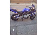 Motorcycle swap