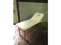 Two free massage tables 2nd hand uncollapseable slightly stained but good condition