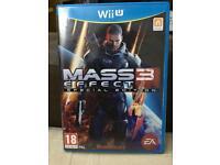 Wii u games Mass 3