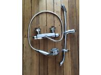 Mixer shower & rail - never been used