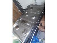 Britannia Duel Fuel and DeLonghi Duel Fuel Range Cooker for Sale