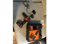 Black and decker combi hammer drill