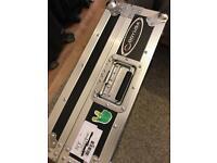 Odyssey Pro Technics DJ 1200/1210 Flight Case For Sale