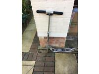 Micro scooter - Silver - up to 12 years