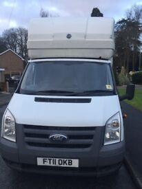 Man and Van, Luton Van, Removals from £20/Hr