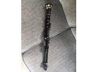 Nuevo clarineo C clarinet