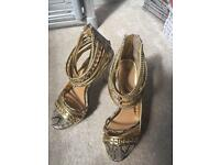 Size 6/39 River island shoes
